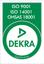 SOGEFRA certifié ISO 9001 version 2015, ISO 14001 et OHSAS 18011