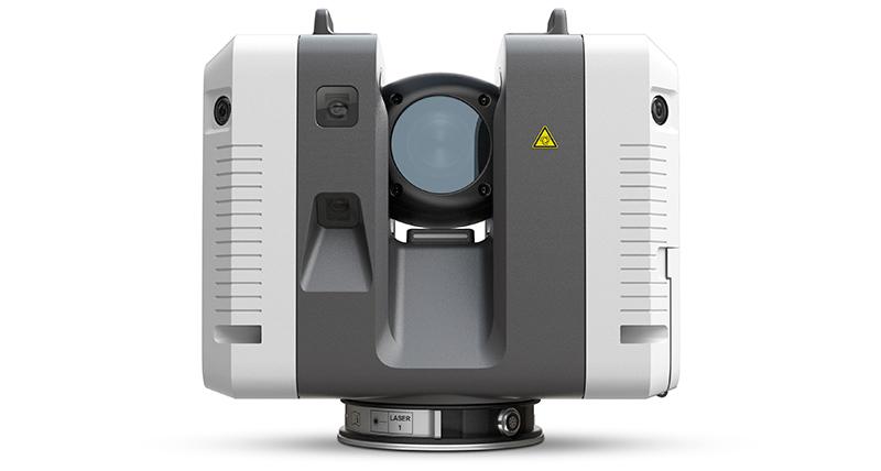 Leica RTC360 Solution de capture de la réalité 3D